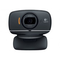 LOGITECH B525 HD Webcam 2MP 720p MSLync USB black voor Business 960-000842