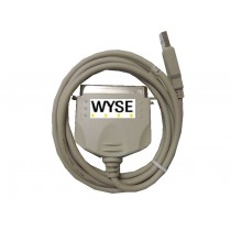 Dell Wyse USB op Parallel Adapter, XPE, ROHS
