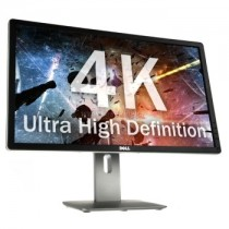 Dell 24 Ultra HD 4K Monitor P2415Q Zwart