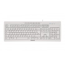 CHERRY STREAM 3.0 - Tastatur - USB Pale Grey