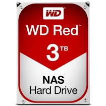 WD Red NAS Hard Drive 3TB